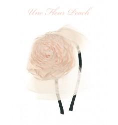 Une Fleur Peach