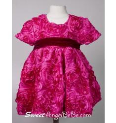 All Over Bouquet Dress