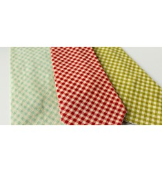 Basic Gingham Neck Tie