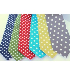 Basic Dots Neck Tie