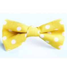 Basic Dots Bow Tie
