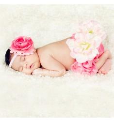 Blossom Babe Bloomer Set