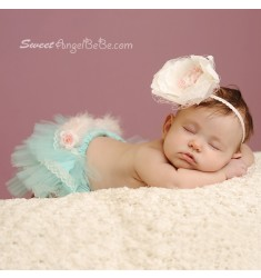 Bluebell Babe Bloomer Set