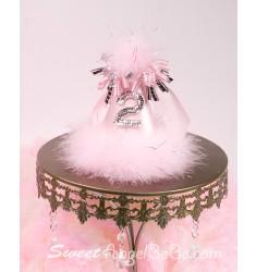 Pink Sliver Glitter - 2year