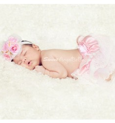 Lily Babe Bloomer Set