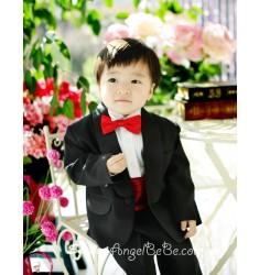 Luxury Tuxedo Red