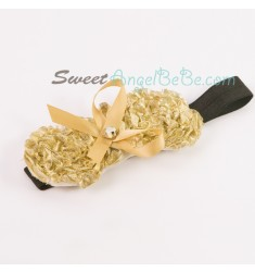 Golden Reflection Headband
