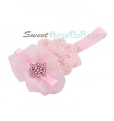 Pink Romance Headband