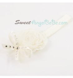 Vanilla Cloud Headband