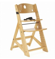 Keekaroo Height Right Kids Chair Natural